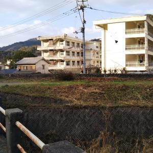 冬晴れの吉田町中番所橋~北小路