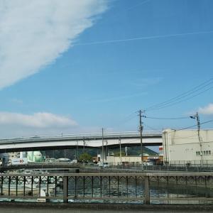 五月晴れの保田石水橋