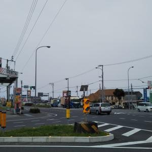 松前町役場入口交差点~松山貨物駅前