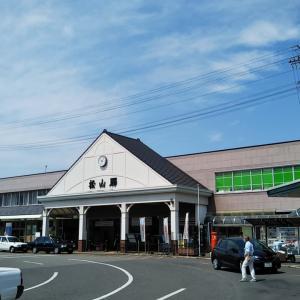 初夏のJR松山駅前をウォーキング