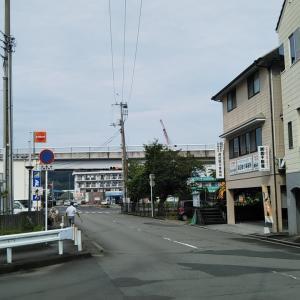 蒸し暑い曙町~恵美須町