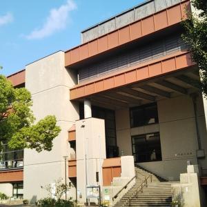 残暑の南予文化会館前~恵美須町銀天街