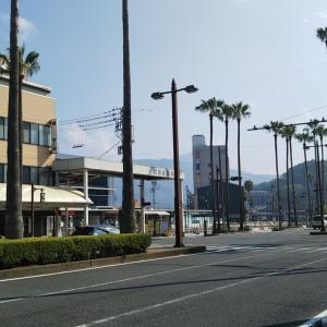 残暑の駅前商店街~和霊元町