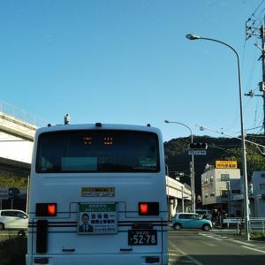 秋晴れのJR高光駅付近