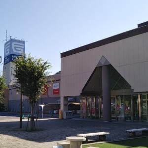 夏の伊吹町~泉町の須賀川沿い