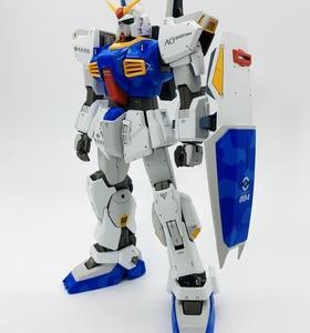【完成】MG ガンダムMkⅡ ver2.0 その6