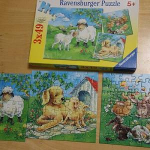 Ravensburger ラベンスバーガージグソーパズル49P