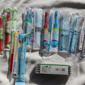 キッズ子供の歯ブラシ お気に入りを探す