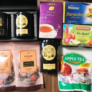お家時間をより豊かに♪私の紅茶コレクション♡