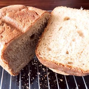 何回もリピしてる黒糖食パンのHBレシピと食パンカットのポイント★