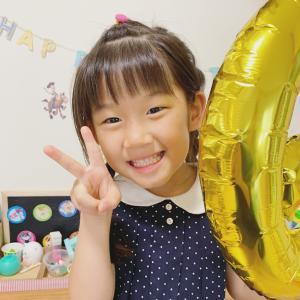 笑顔と泣きの誕生日♪