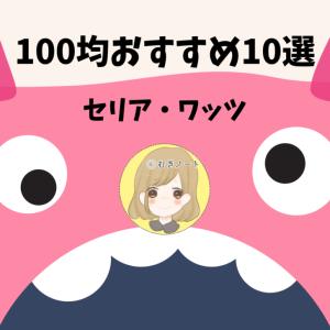 【100円ショップ購入品】シンプルで使いやすいおすすめ10選をご紹介します!