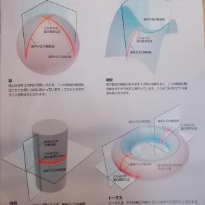 書籍紹介:Newton  Vol.38「曲がった世界の数学 一般相対性理論への扉を開いた不思議な幾何学」(P38-51 抜粋)| 2018年5月7日 #2