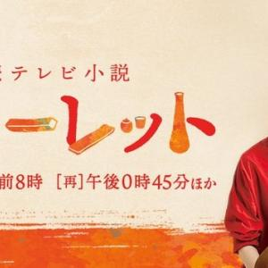 『スカーレット』 第97回 感想~キスは未遂!三津、信楽を去る。