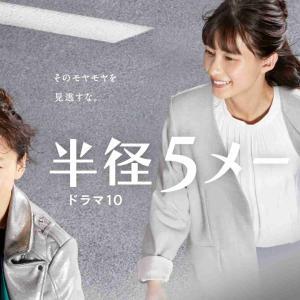 「半径5メートル」 第2話 ネタバレ 感想~とにかく可愛い芳根京子