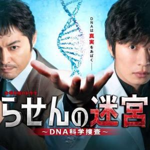 「らせんの迷宮」 第2話 ネタバレ 感想~像の糞の再生紙のDNA