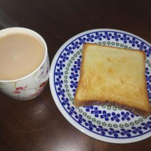 朝ごはん〜