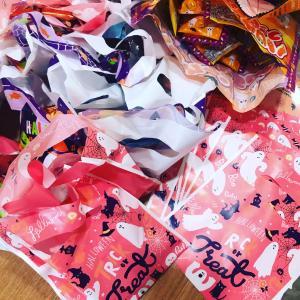 ハロウィン♪お菓子のプレゼント♪【横浜市神奈川区 ピアノ教室】カンターレ音楽教室