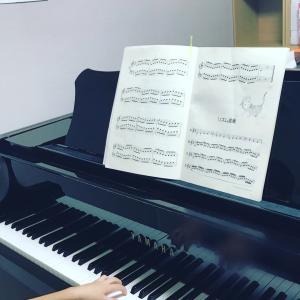 こどものハノン♪【横浜市神奈川区 ピアノ教室】カンターレ音楽教室