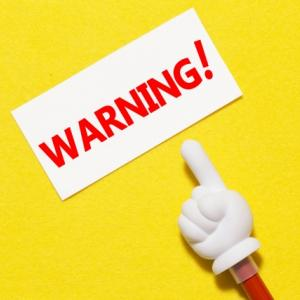 【Warning All in One SEO~】の警告が表示された時の対応方法