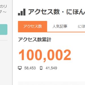 特別話 祝10万アクセス