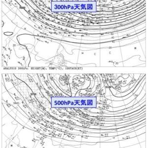 天気図の解析練習(実況図の読み方)