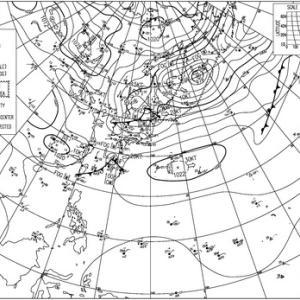 天気図の解析練習③(解析の実際)