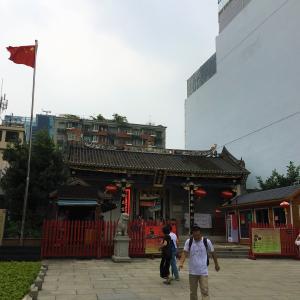 文徳路 都城隍廟と南越王宮博物館