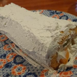 今日はロールケーキの日