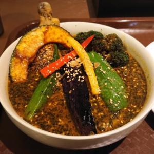 【黒岩咖哩飯店 本店】1日10食限定!スパイスカレーも有名な人気店で一人スープカレー