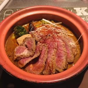 【しゃば蔵】生ラムタタキが絶品!札幌唯一の羊骨スープで一人スープカレー