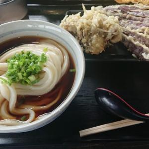 【かばと製麺所】石狩当別のご当地グルメ!天ぷらのボリュームがハンパない讃岐うどんの行列店