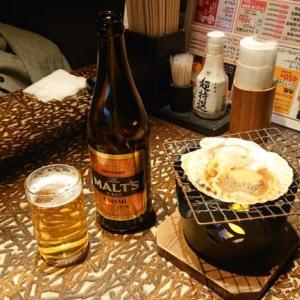 【丸海屋 パセオ店】瓶ビールも2本飲めて料理もしっかり!土日祝OKで昼飲みにピッタリのせんべろセットで一人飲み