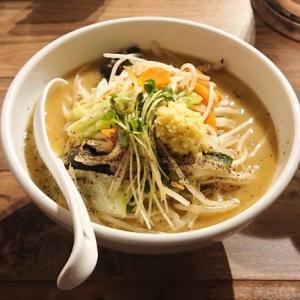 【札幌タンメンMEN-EIJI】テレビ塔にエイジ監修のタンメン店!濃厚鶏白湯と唐揚げセットで一人ラーメン