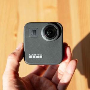 「GoPro Max」レビュー。最高に遊べる360°アクションカメラが楽しいぞ!