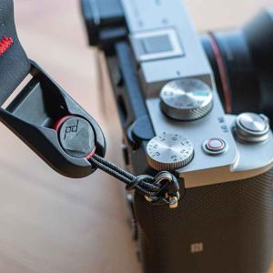 ピークデザインのストラップ「SL-BK-3」レビュー。 着脱が簡単でジンバルを使うときに便利