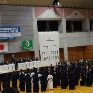高校剣道大会&チビッ子剣士の頑張り。
