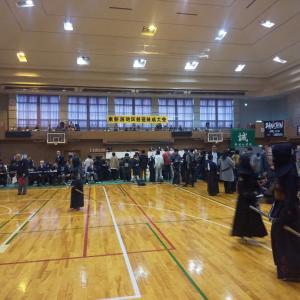 チビッ子剣道大会