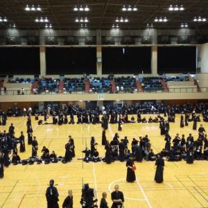 本日、東京で。剣道錬成大会