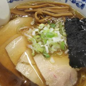 結局こういうシンプルなラーメンが一番うまいんだよね!田名部食堂【青森県八戸市】