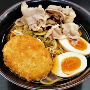 5月27日ニューオープン!にぼ渋【青森県青森市】ほぼ日本蕎麦風のツユにモチモチ麺