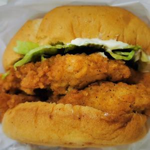 KFCの期間限定ダブルチキンフィレサンド&サムライマック&モスの真鯛カツ、海老カツバーガー&初めての野菜作り!