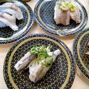 寿司ネタがオヤジです。