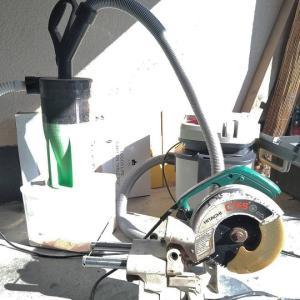業務用掃除機をサイクロン化する道具?