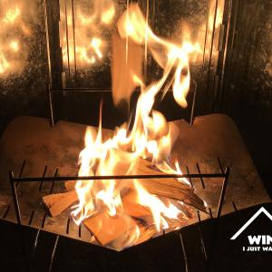 焚き火の壁紙