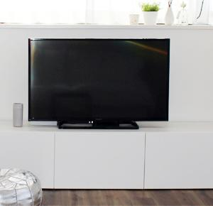 テレビ収納はやっぱりイケアで決まり!スッキリとおしゃれが叶うテレビ台