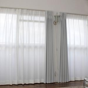 部屋にしっくり馴染む最強カーテンと要らないと感じた物