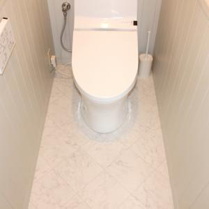 トイレリフォーム、ビフォー&アフター。トイレの決め手は…!?