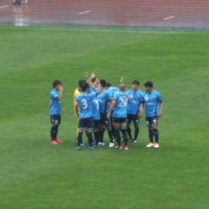 202JFL第18節 ソニー仙台FCvsHonda FC