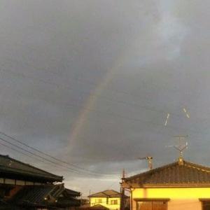 続く虹の想い‥☆